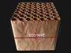 Professional category 3 fireworks cakebox form the brand Red Wire, available and to order at Xena Vuurwerk BV from Holland