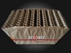 Red Wire professional fireworks cakebox - 30mm / 100shots, distributed by Xena Vuurwerk BV from The Netherlands