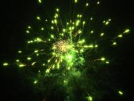 Range of F2 single effect festivalcakes, available at Xena Vuurwerk from Holland - professional fireworks suppliers