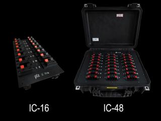 Pyrotronix IC boxes firing modules for rent at Xena Vuurwerk - supplier and distributor of professional fireworks - Holland